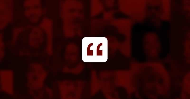 Fundo com imagens desfocadas de pessoas e celebridades com o sinal gramatical das tremas também em vermelho no centro de um retangulo branco