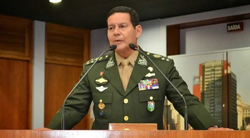General Hamikton Mourõ