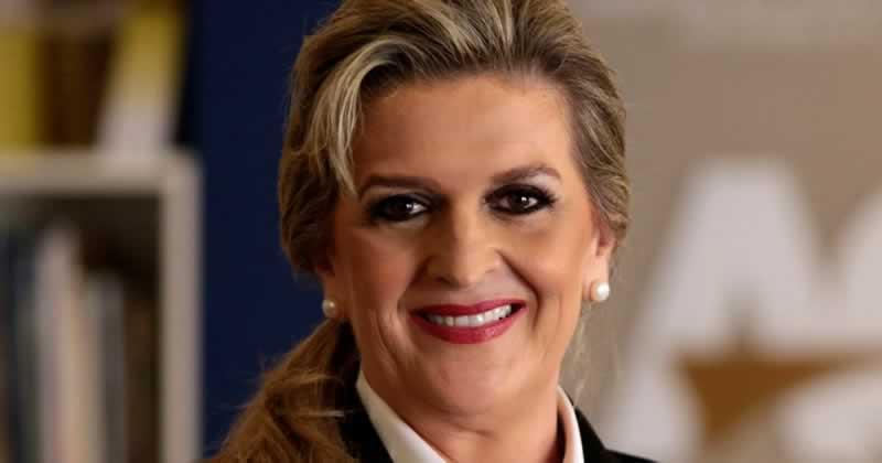 Adriana Flosi na vice-presidencia da Jucesp