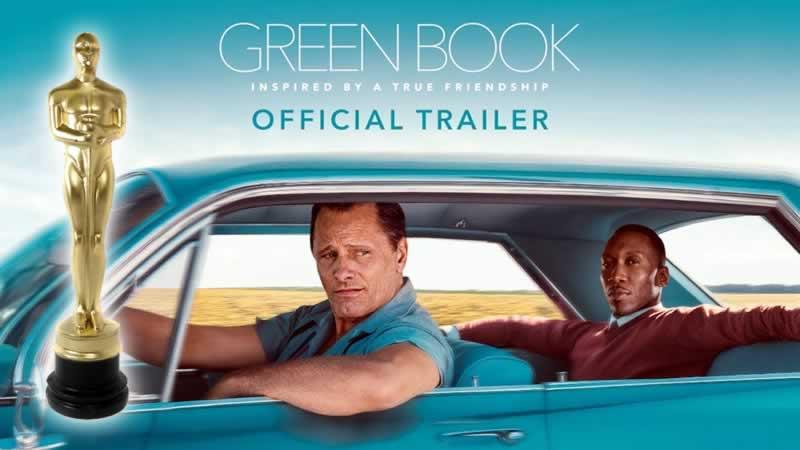 Green Book vence o Oscar 2019